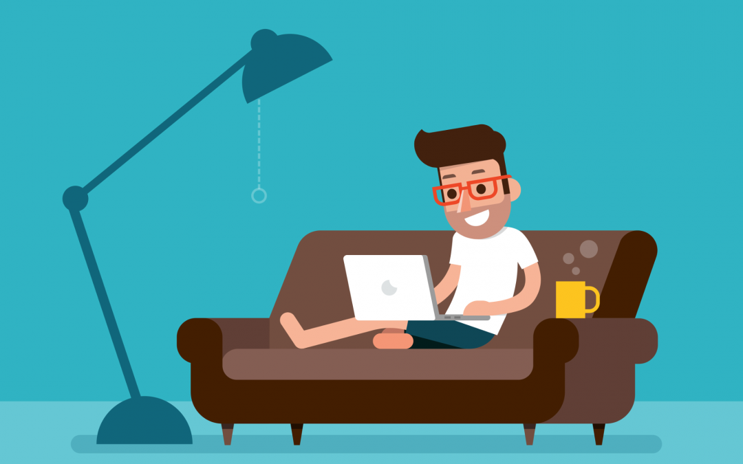 Working from Home: More Prevalent Than Ever