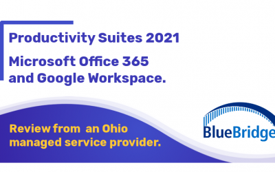 Cloud-based business productivity: Google Workspace and Microsoft Office 365