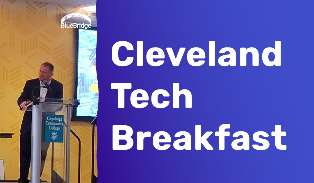 Tech Breakfast on Manufacturing and IT