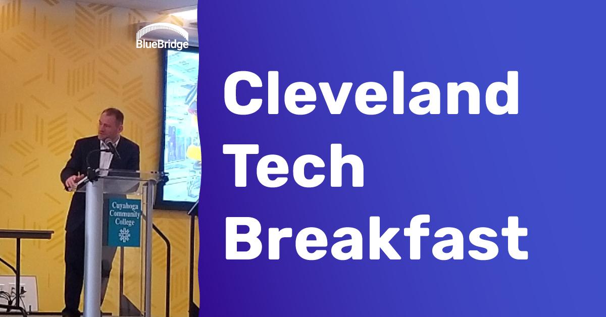 Cleveland Tech Breakfast