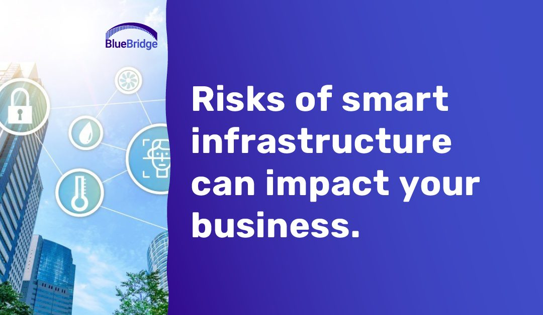 The World of Smart Infrastructure and Security.