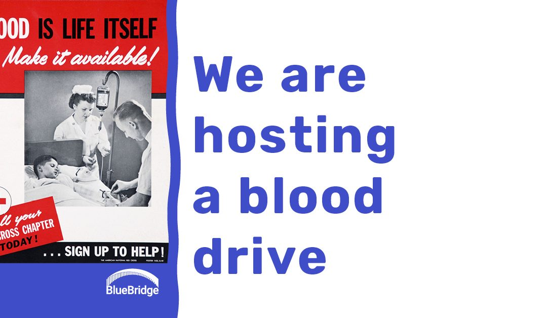We Sponsor The Next Blood Drive With The American Red Cross In Cleveland