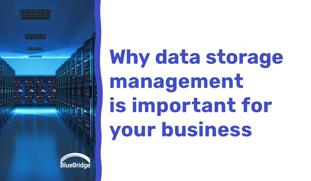 The Importance of Managing Your Data Storage