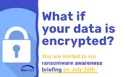 Ransomware Awareness Briefing July 28th